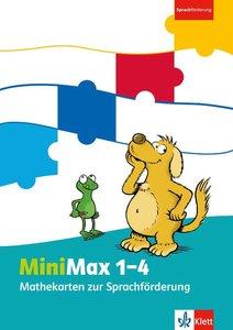 MiniMax. Mathekarten. Sprachförderung 1.-4. Schuljahr