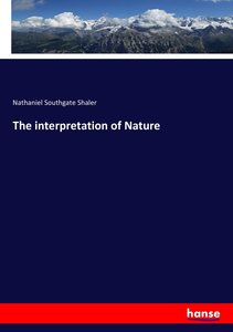 The interpretation of Nature