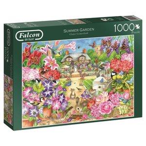 Summer Garden - 1000 Teile Puzzle