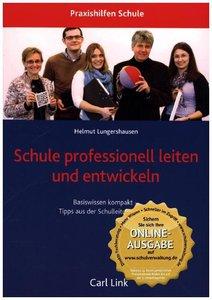 Schule professionell leiten und entwickeln