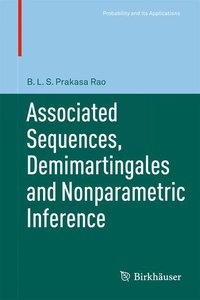 Associated Sequences, Demimartingales and Nonparametric Inferenc