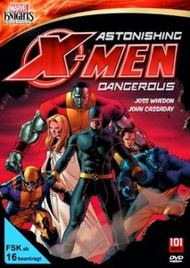 Astonishing X-Men: Dangerous