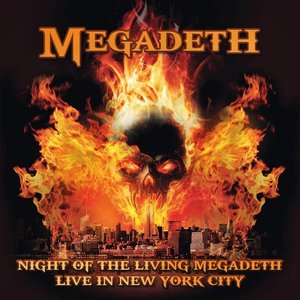Night Of The Living Megadeth-Live In New York Ci