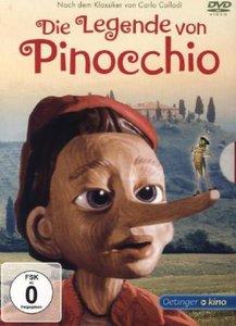 Die Legende von Pinocchio (DVD)
