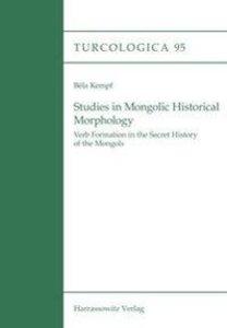 Studies in Mongolic Historical Morphology
