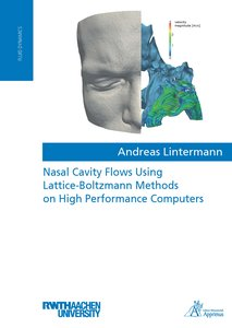 Nasal Cavity Flows Using Lattice-Boltzmann Methods on High Perfo