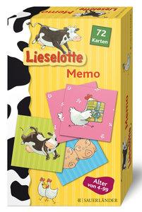Lieselotte Memo-Spiel