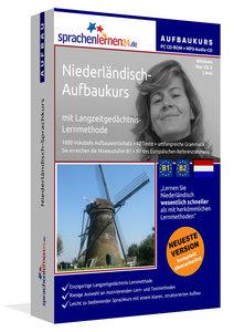 Sprachenlernen24.de Niederländisch-Aufbau-Sprachkurs. CD-ROM