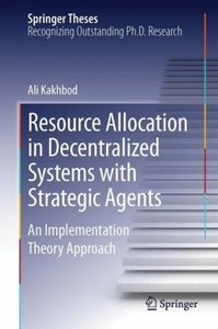 Resource Allocation in Decentralized Systems with Strategic Agen