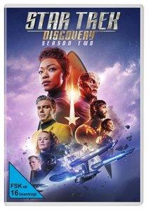 Star Trek Discovery - Staffel 2, 5 DVD