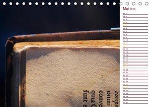 Welt der Bücher (Tischkalender 2019 DIN A5 quer)