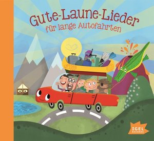 Gute-Laune-Lieder für lange Autofahrten