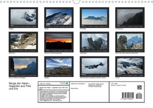 Berge der Alpen - Giganten aus Fels und Eis