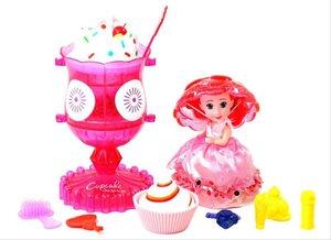 Cupcake Surprise Spielset Ice Cream