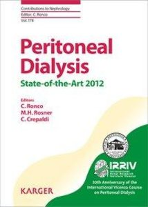 Peritoneal Dialysis - State-of-the-Art 2012