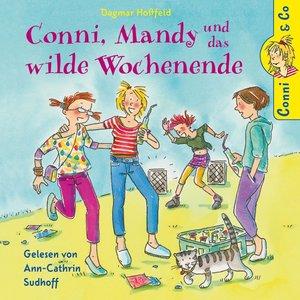 D.Hoßfeld: Conni,Mandy Und Das Wilde Wochenende