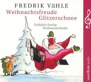 Weihnachtsfreude Glitzerschnee