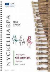 Nyckelharpa spielen. Playing the Nyckelharpa