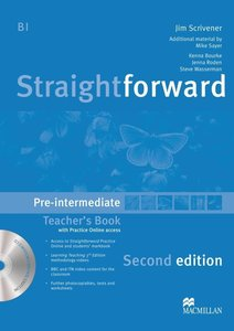 Straightforward Pre-Intermediate. Teacher's Book and Resource Pa