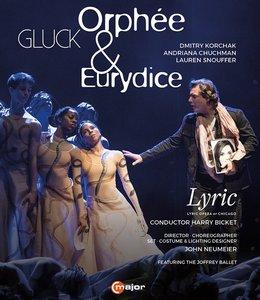 Orph?e et Eurydice [Blu-ray]