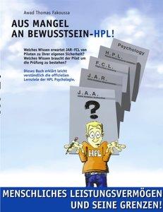 Aus Mangel an Bewusstsein - HPL!