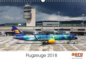 aeroTELEGRPAH Flugzeuge 2018CH-Version
