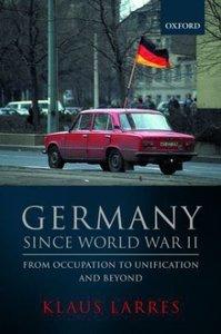 Germany Since World War II