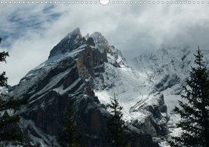 Die Welt der Alpen (Posterbuch DIN A3 quer)