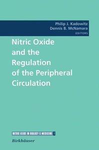Nitric Oxide and the Regulation of the Peripheral Circulation