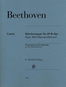 Klaviersonate Nr. 29 B-dur op. 106