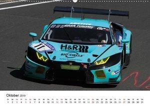 Motorsport aus Sant\'Agata (Wandkalender 2019 DIN A2 quer)