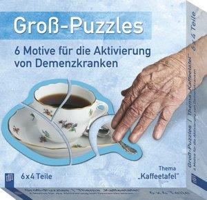 Groß-Puzzles: 6 Motive für die Aktivierung von Demenzkranken