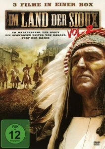 Im Land Der Sioux Vol.2 (3 Filme Box)