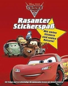 Cars 2 Stickerspaß
