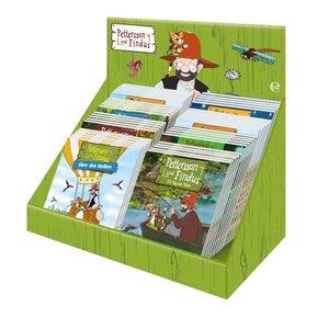 Nordqvist, S: Pettersson und Findus/Box mit Mini-Büchern