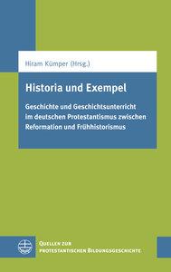 Historia und Exempel