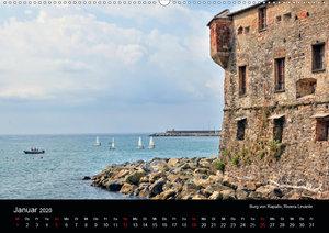 Ligurien - die italienische Riviera