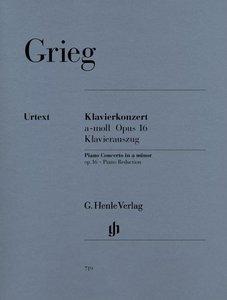 Klavierkonzert a-moll op. 16