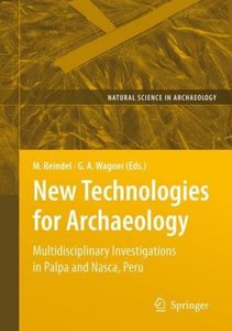 New Technologies for Archaeology
