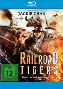 Railroad Tigers, 1 Blu-ray