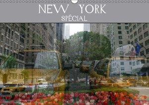 New York Spécial (Calendrier mural 2015 DIN A3 horizontal)