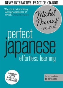 Perfect Japanese with the Michel Thomas Method