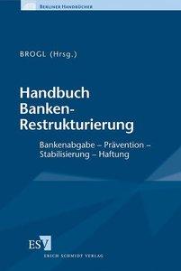Handbuch Banken-Restrukturierung