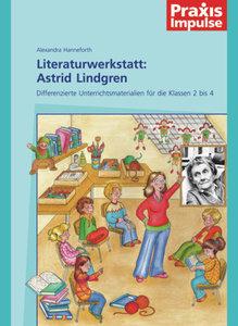 Literaturwerkstatt: Astrid Lindgren