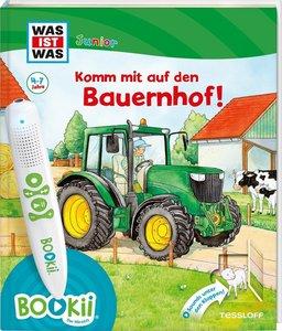 Bookii WAS IST WAS Junior Komm mit auf den Bauernhof!