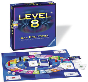 Level 8 Brettspiel