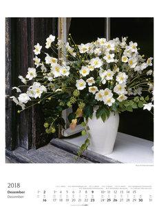 Die schönsten Blumensträuße - Kalender 2018