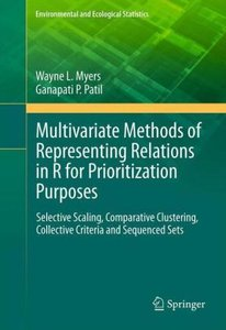 Multivariate Methods of Representing Relations in R for Prioriti