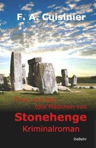 Picon und das tote Mädchen von Stonehenge - Kriminalroman