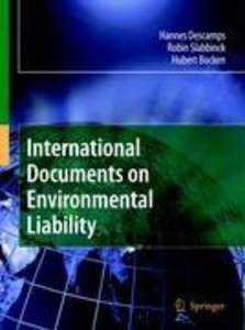 International Documents on Environmental Liability